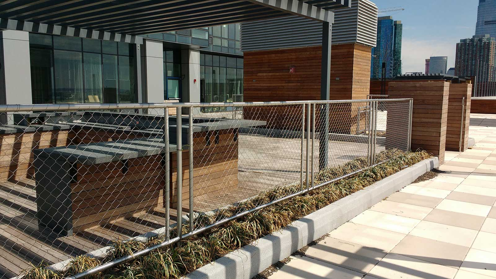 Stainless Steel Fencing | Fences | C&S Fencing